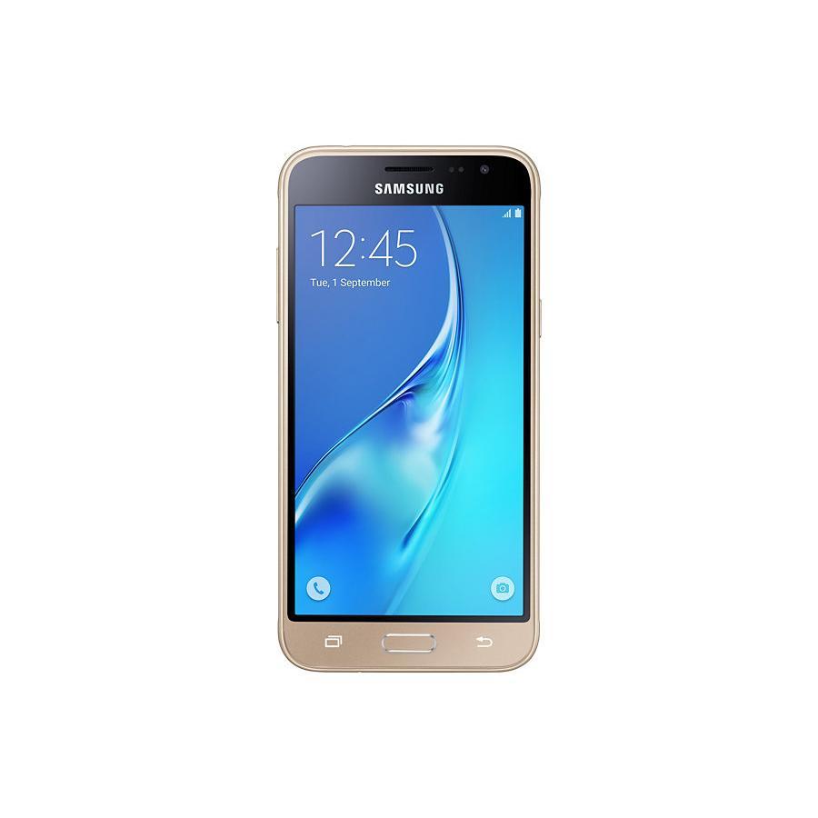 Simlockvrij Samsung Galaxy J3 2016 - Lebara goudIT en Telecom 5412882696649