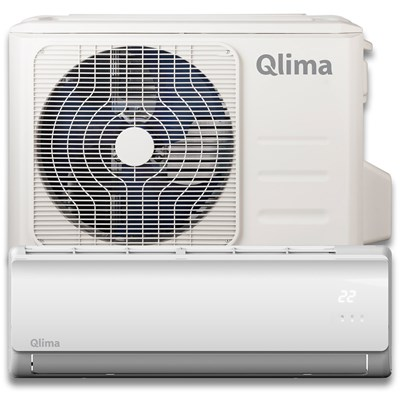 Image of Qlima S 3431 compleet