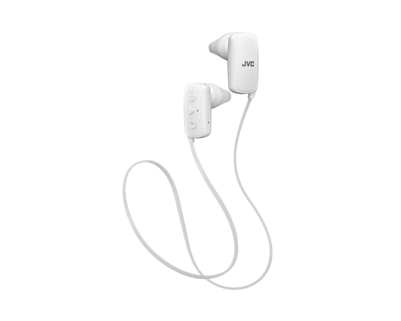 Image of JVC HA-F250-W-E Bluetooth sports wit