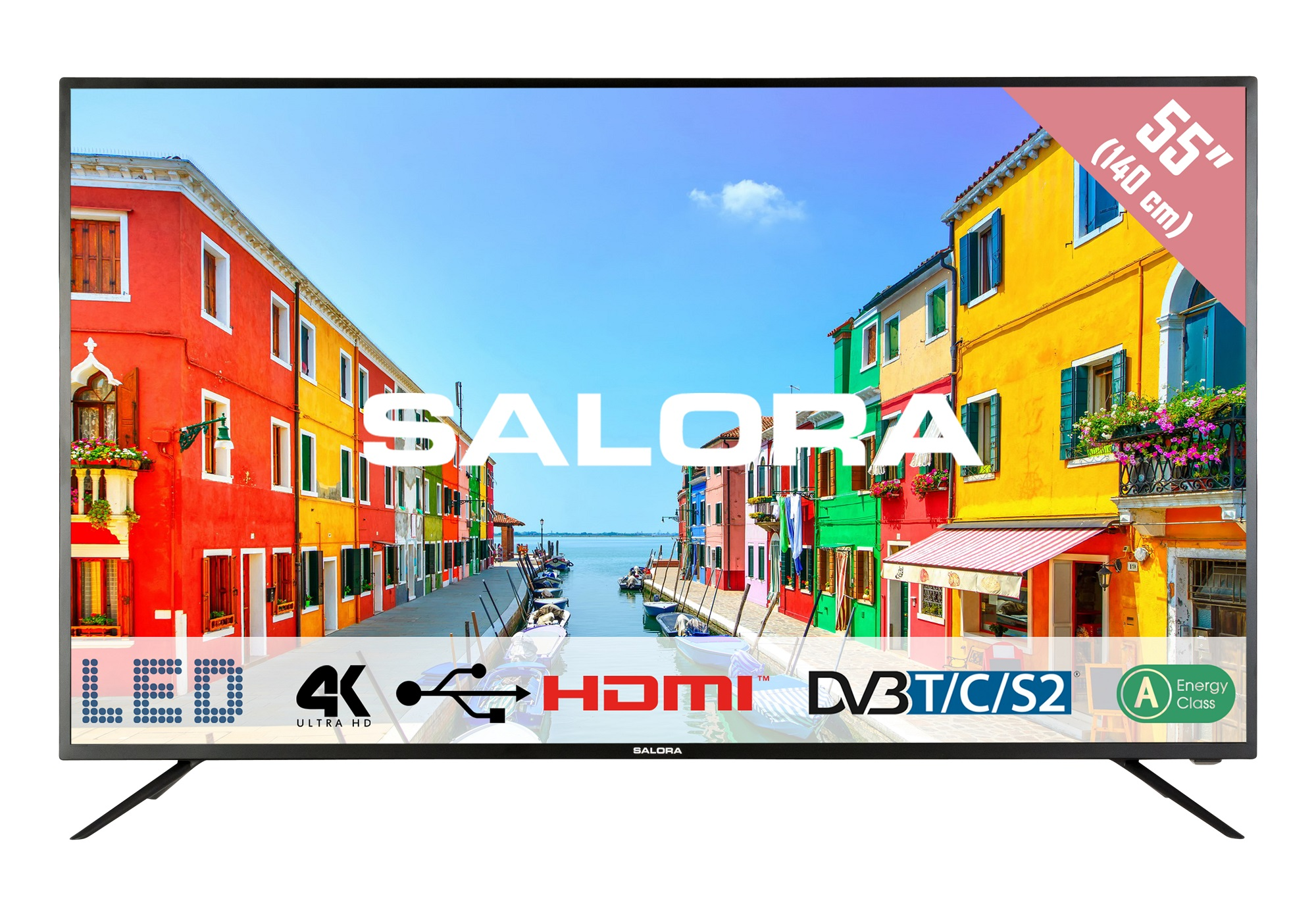 Salora 55UHL2500 thumbnail