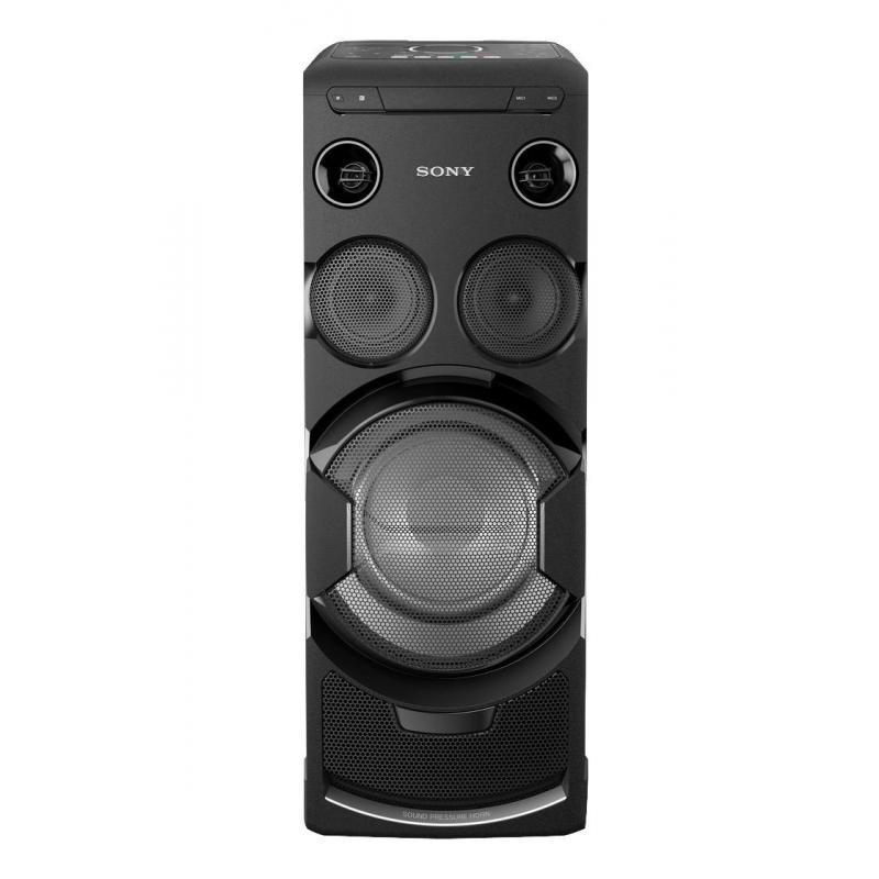 Sony MHCV77DWBeeld en Geluid