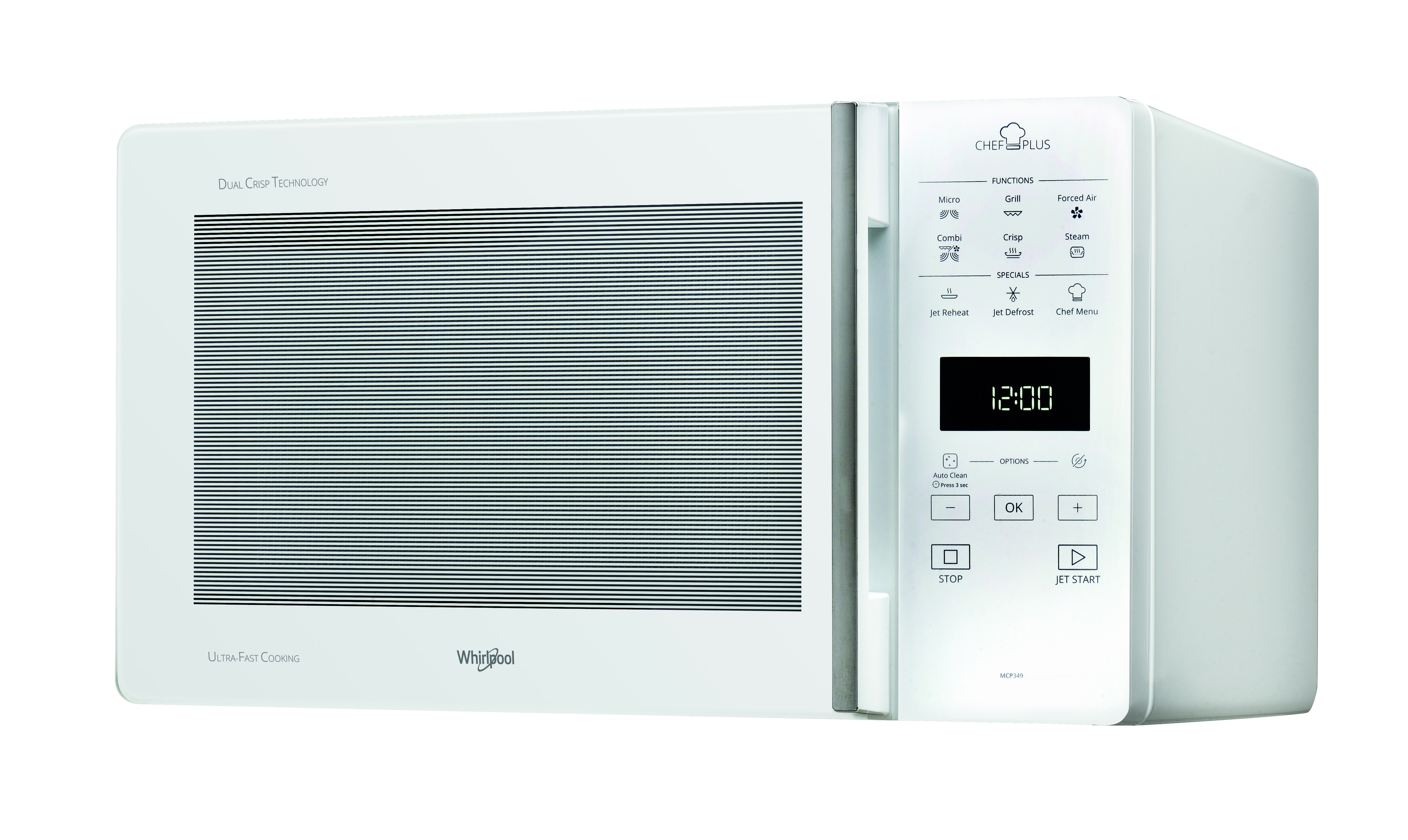 Image of Whirlpool MCP 349 WH