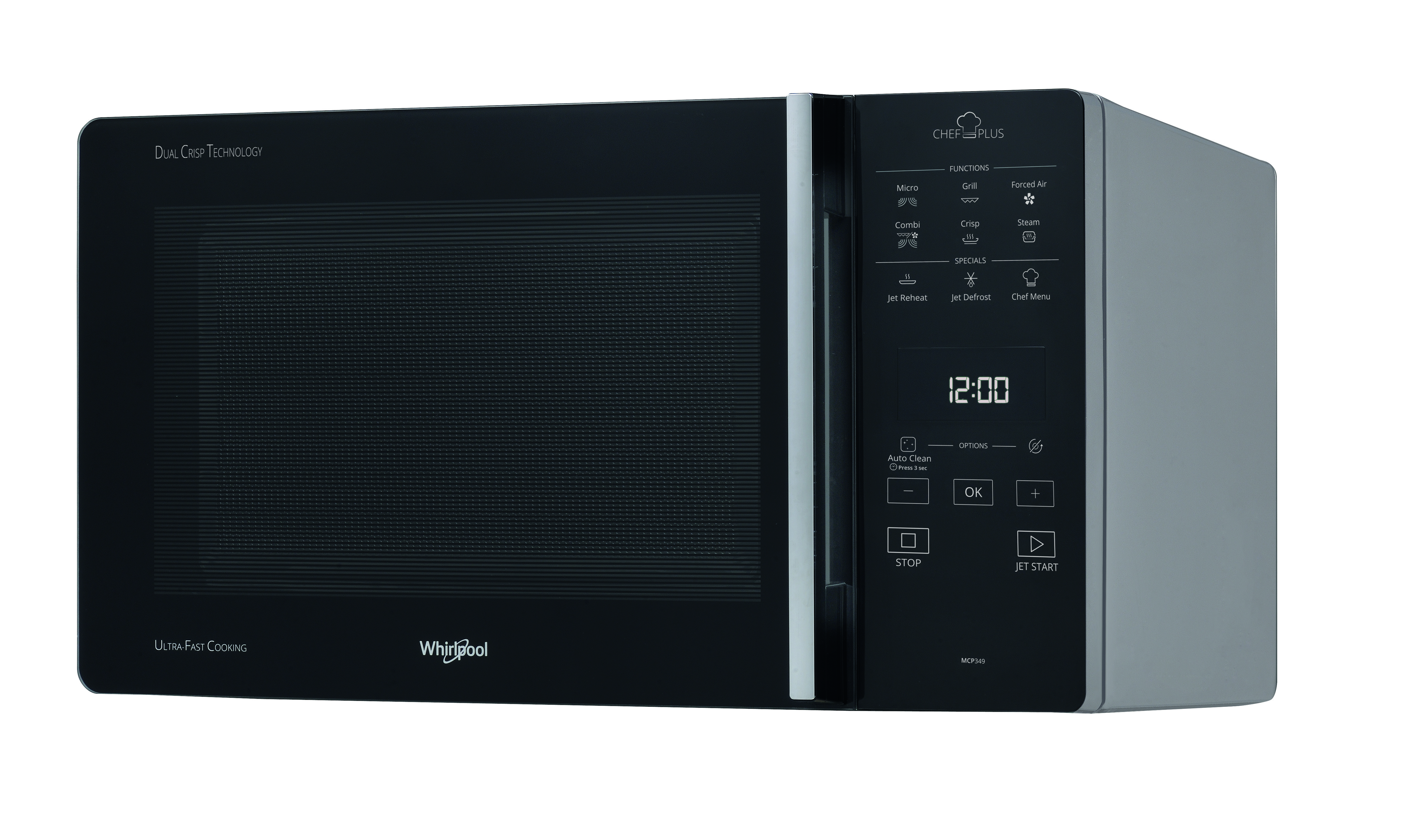 Image of Whirlpool MCP 349 SL