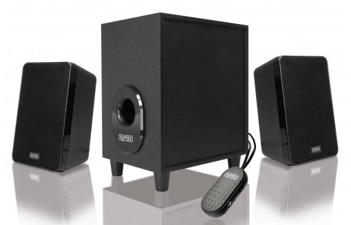 Image of 2.1 Speaker Set 80 Watt - Sweex