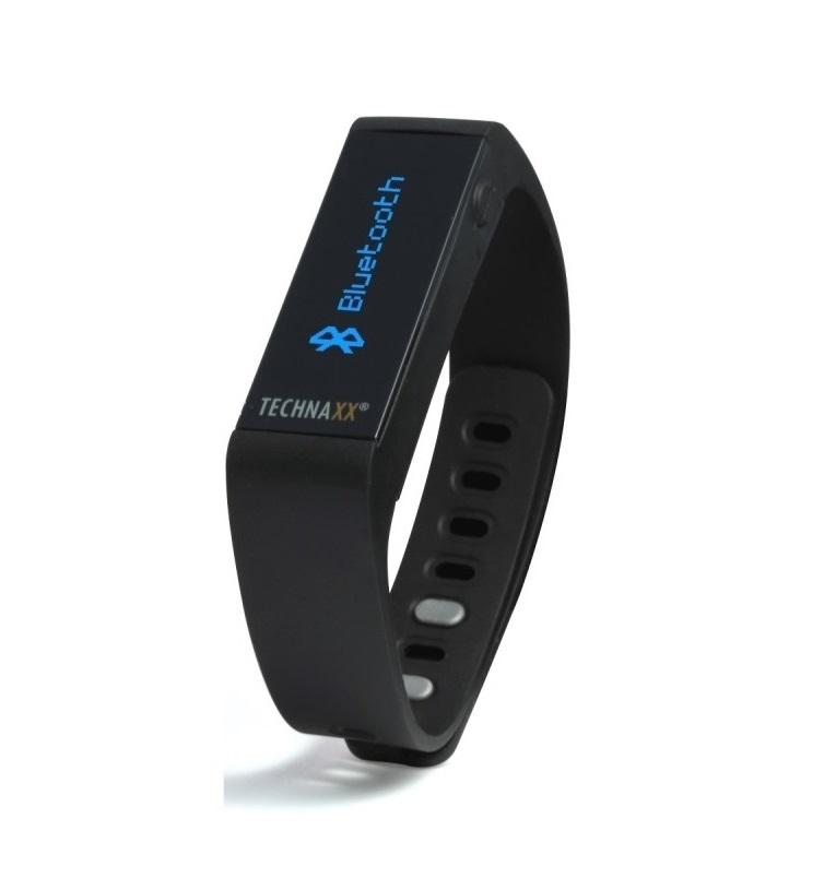 Technaxx Technaxx TX-37 zwart Fitness Armband Classic (4444)
