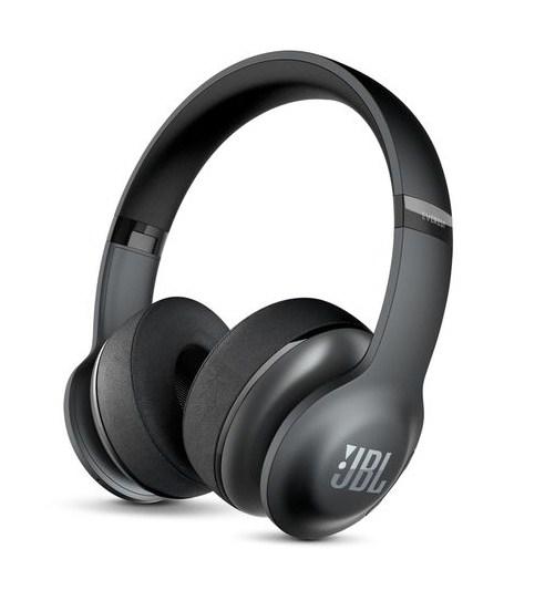 Image of Bluetooth Koptelefoon JBL Harman Everest 300 On Ear Vouwbaar, Headset Zwart