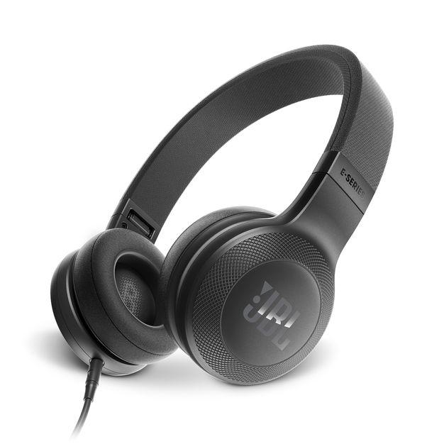 Hoofdtelefoon JBL E35 zwart 6925281918049