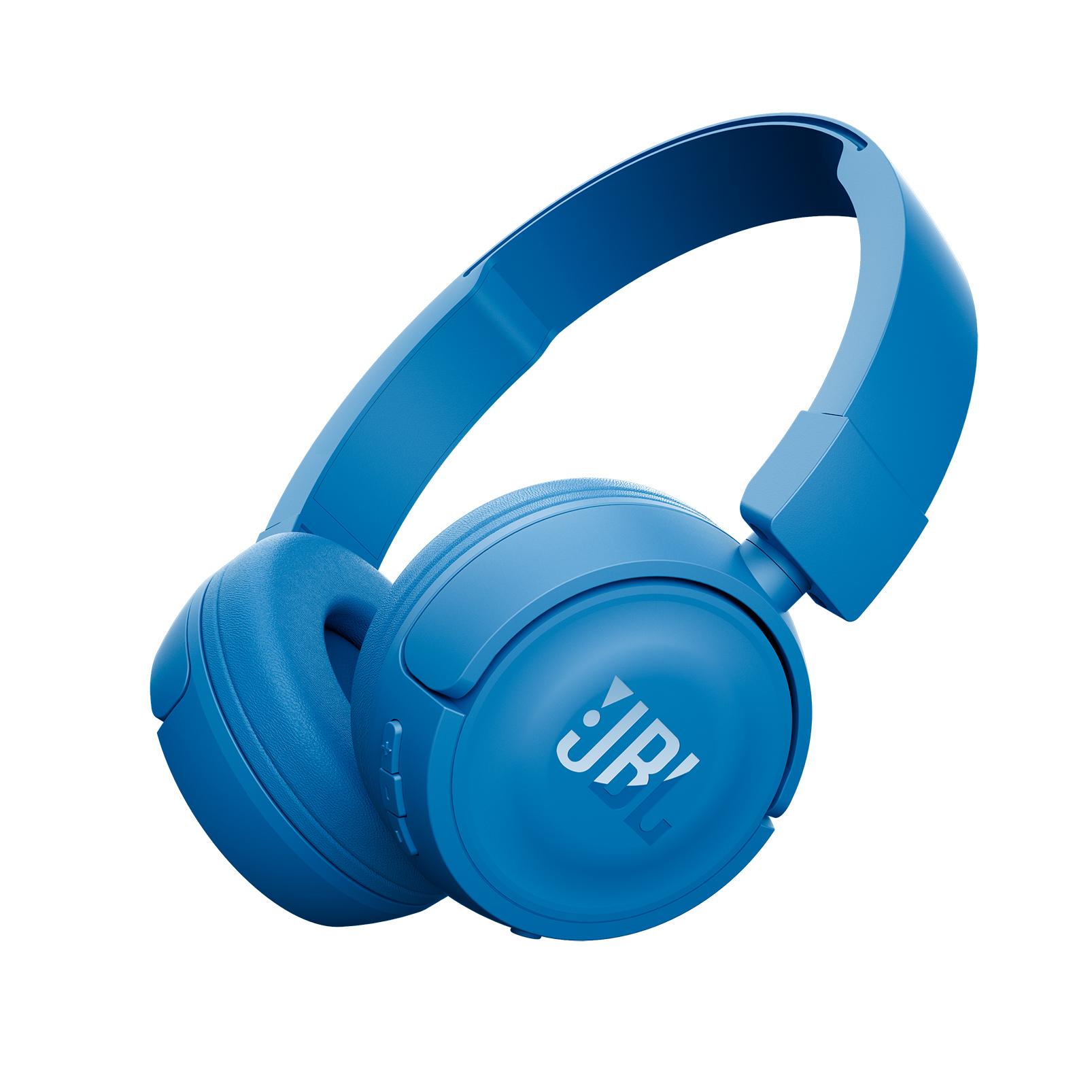 Image of Bluetooth Koptelefoon JBL Harman On Ear Vouwbaar, Headset Blue