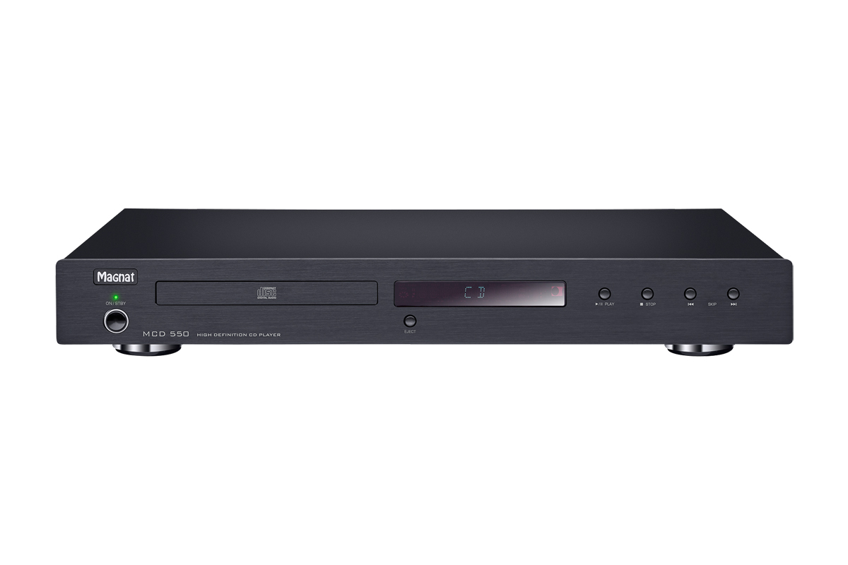 Image of Magnat MCD 550 zwart