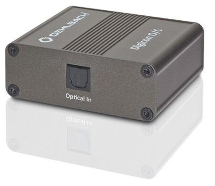 Image of Oehlbach 6037, Digicon O:C Digi.Opto-Coaxial Converter