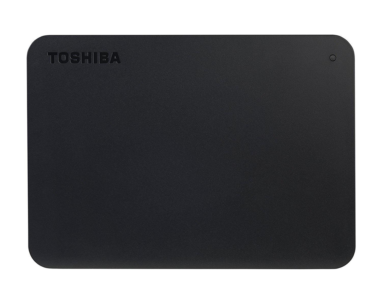 Dagaanbieding - Toshiba Canvio Basics (2018) 2TB zwart dagelijkse koopjes