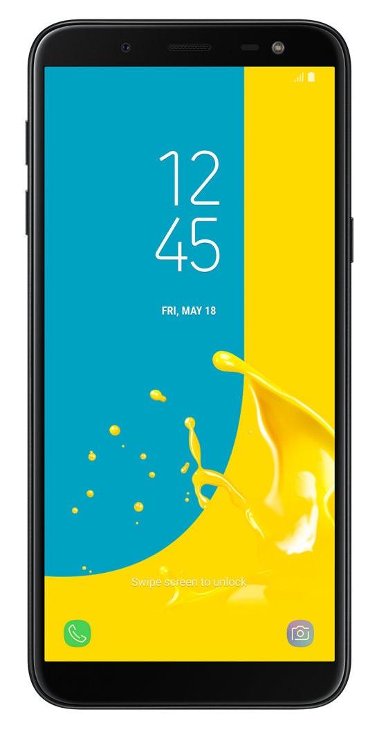 Dagaanbieding - Samsung Galaxy J6 (2018) zwart dagelijkse koopjes