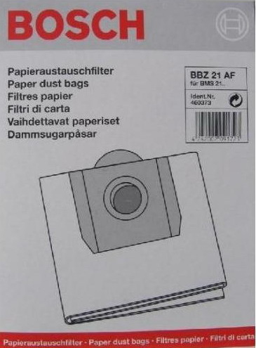 Bosch BBZ21AF Stofzakken