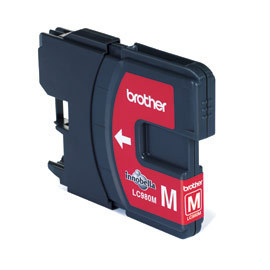 Image of Brother Cartridge Magenta Lc980M