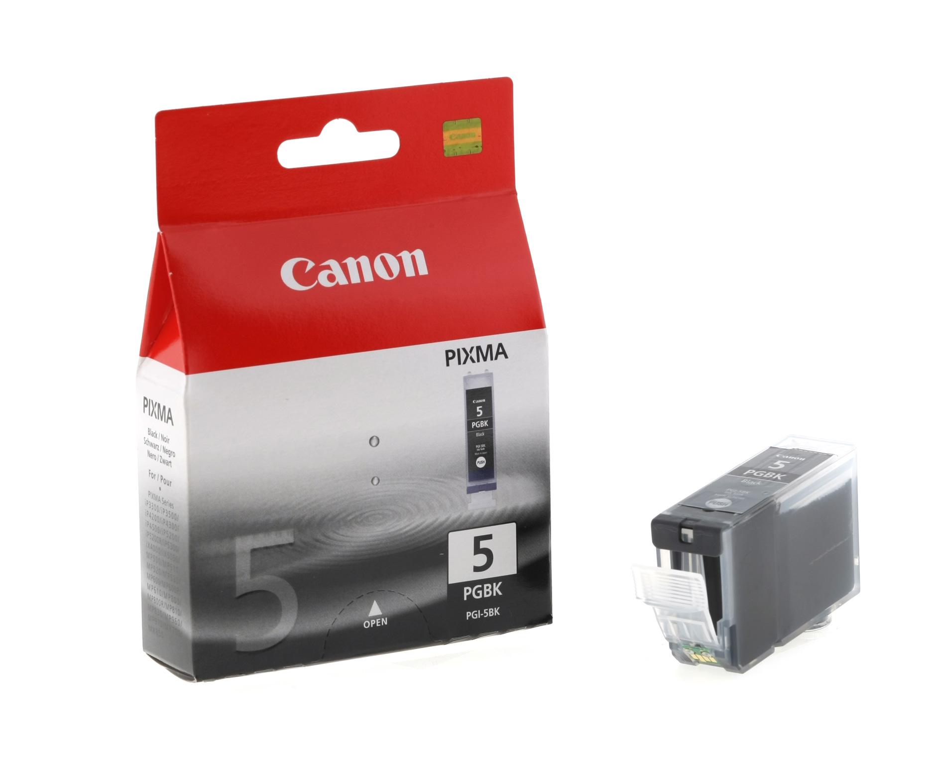 Canon Inktreservoir »PGI-5 BK«