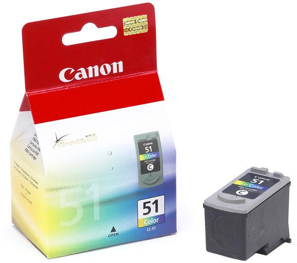 Canon Inktreservoir »CL-51«