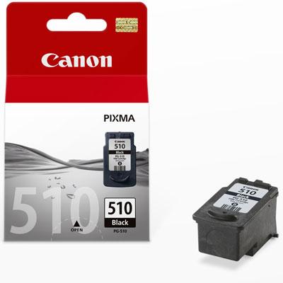 Image of Canon Cartridge PG-510 (zwart)