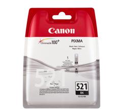 Image of Canon CLI 521 Black